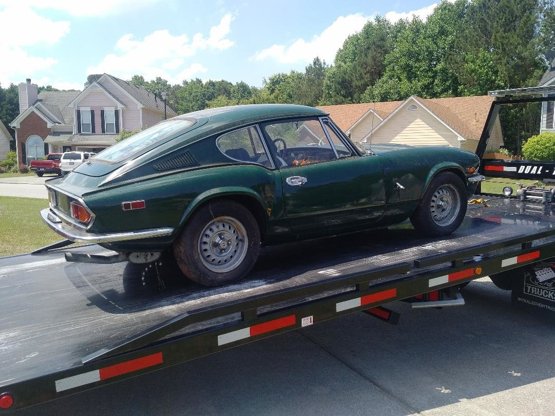 1972 Solid original Rare GT6  For Sale (picture 1 of 6)