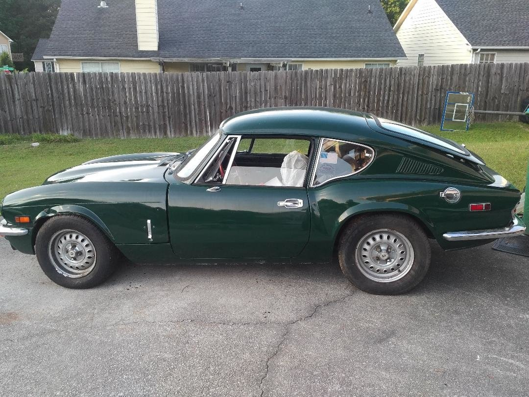 1972 Solid original Rare GT6  For Sale (picture 5 of 6)