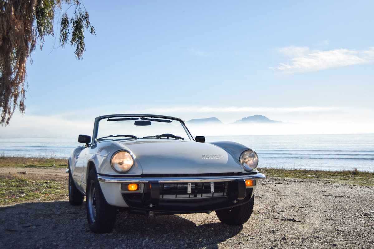1977 Superb Spitfire 1500 with hard top and 2nd engine For Sale (picture 1 of 6)