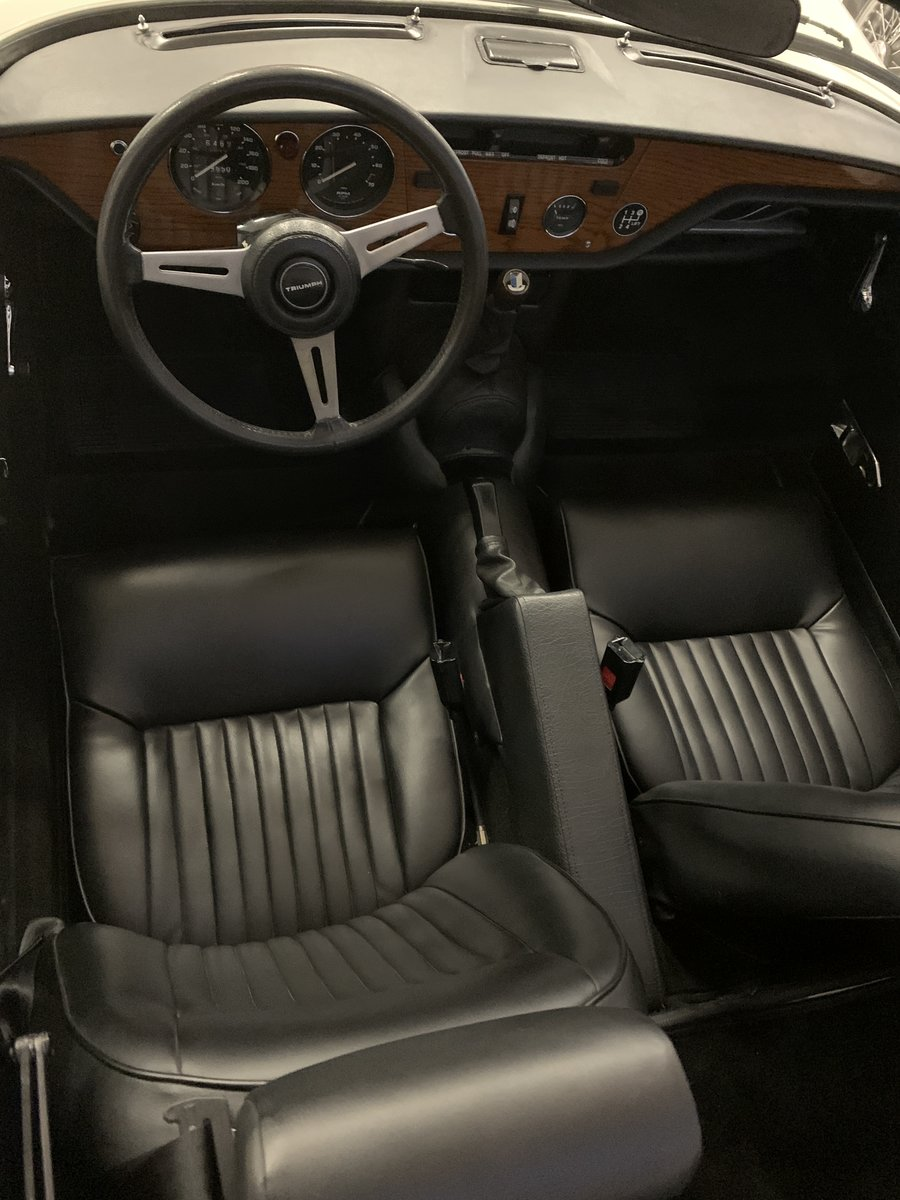 1977 Superb Spitfire 1500 with hard top and 2nd engine For Sale (picture 2 of 6)