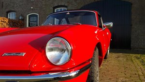 1972 Triumph Spitfire mkIV - RHD in top condition For Sale