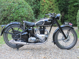 Triumph 3T Deluxe 1947 For Sale