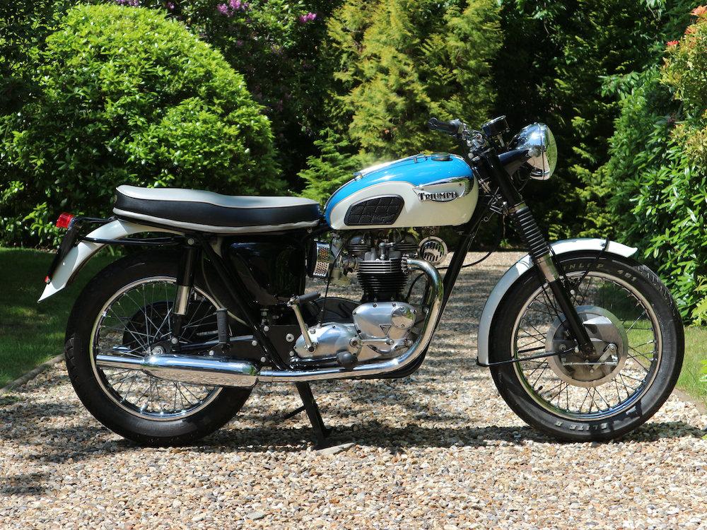 Triumph Bonneville 650 1965 For Sale (picture 1 of 6)