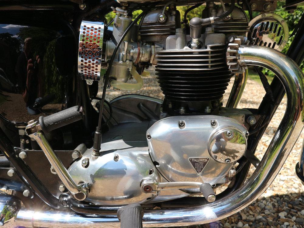 Triumph Bonneville 650 1965 For Sale (picture 3 of 6)