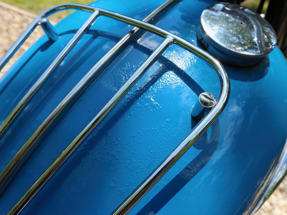 Triumph Bonneville 650 1965 For Sale (picture 5 of 6)