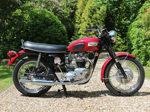 Triumph Tiger 650 1969 SOLD
