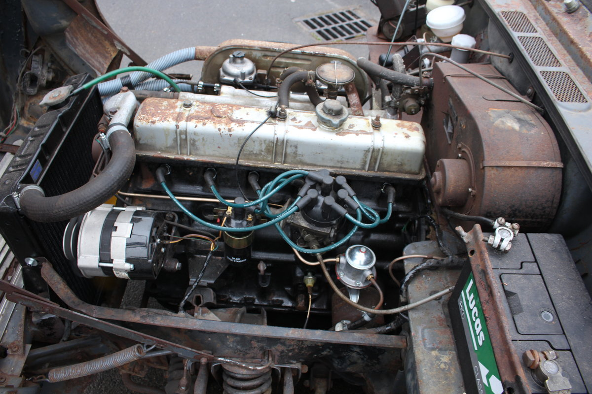 1970 Triumph vitesse mk2 running project SOLD (picture 6 of 6)