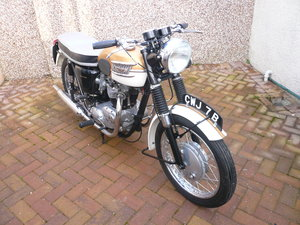 1964 Triumph Bonneville T120 For Sale