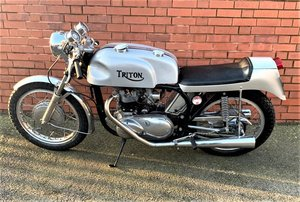 1979 Triumph Triton 650 Cafe Racer SOLD by Auction