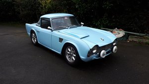 1966 Lightweight works TR4 Replica For Sale