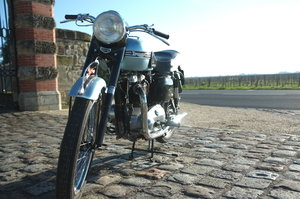1955 Tiger 110 Fully Restored
