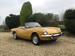 1970 Triumph Spitfire MK III Last Owner 24 Years For Sale