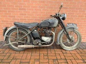 1951 Triumph 5T Speed Twin For Sale by Auction