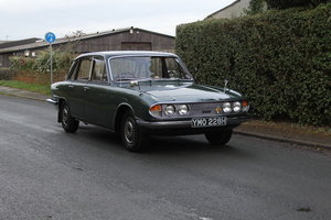 1970 Triumph 2000 Saloon, 65k Miles, 1 owner for 48 years, FSH