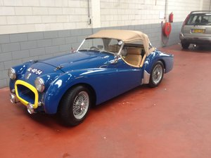 1957 TR3 very nice drivers  For Sale