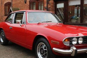 1970 Triumph Stag Mk1 Auto 4 Speed  ((Sorry Deposit Taken))