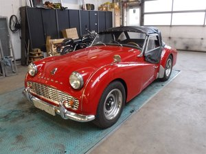 Picture of 1958 Triumph TR3A '58  For Sale