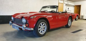 1968 TRIUMPH 250 ORIGINAL STANDING French registration For Sale