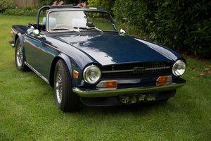 1972 TR6 PI
