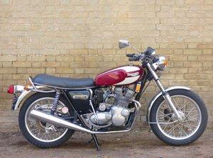 1976 Triumph Trident T160 750cc For Sale