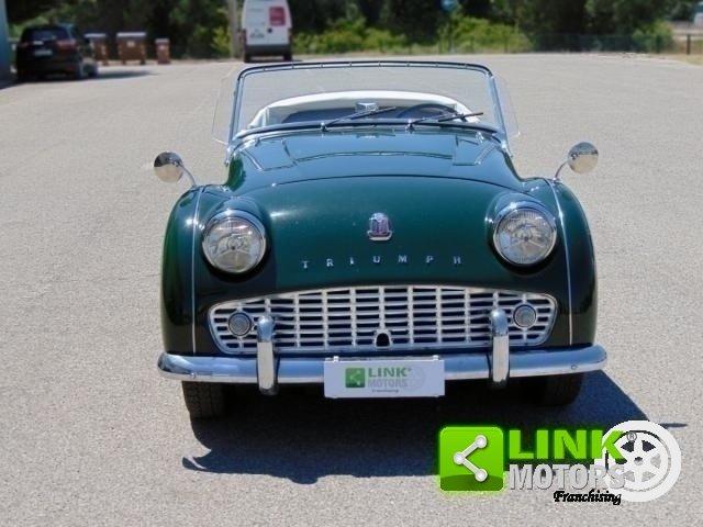 Triumph TR 3 A Overdrive, anno 1958, iscritto A.S.I., resta For Sale (picture 6 of 6)