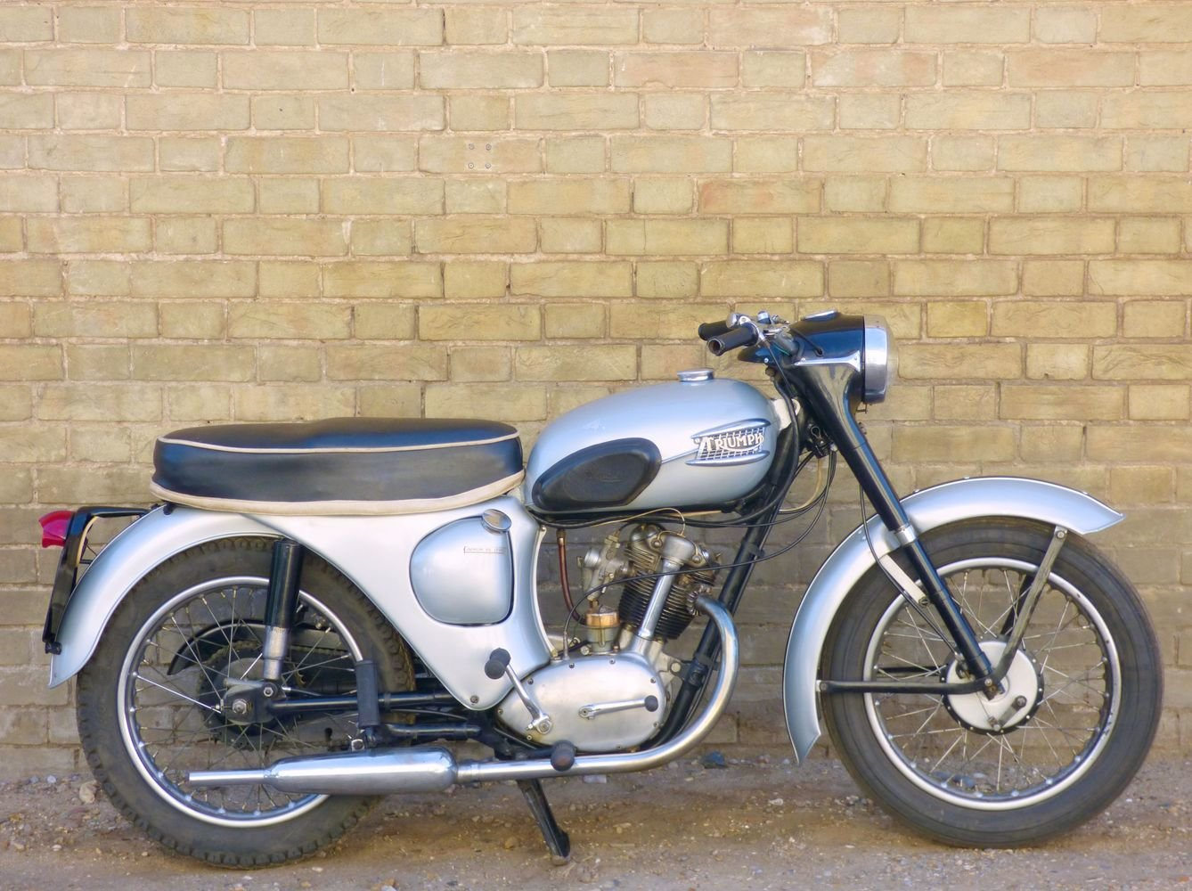 1959 Triumph Tiger Cub T20 200cc For Sale (picture 1 of 6)