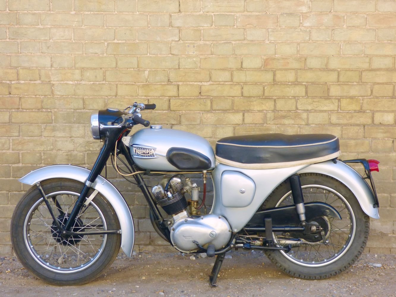 1959 Triumph Tiger Cub T20 200cc For Sale (picture 2 of 6)