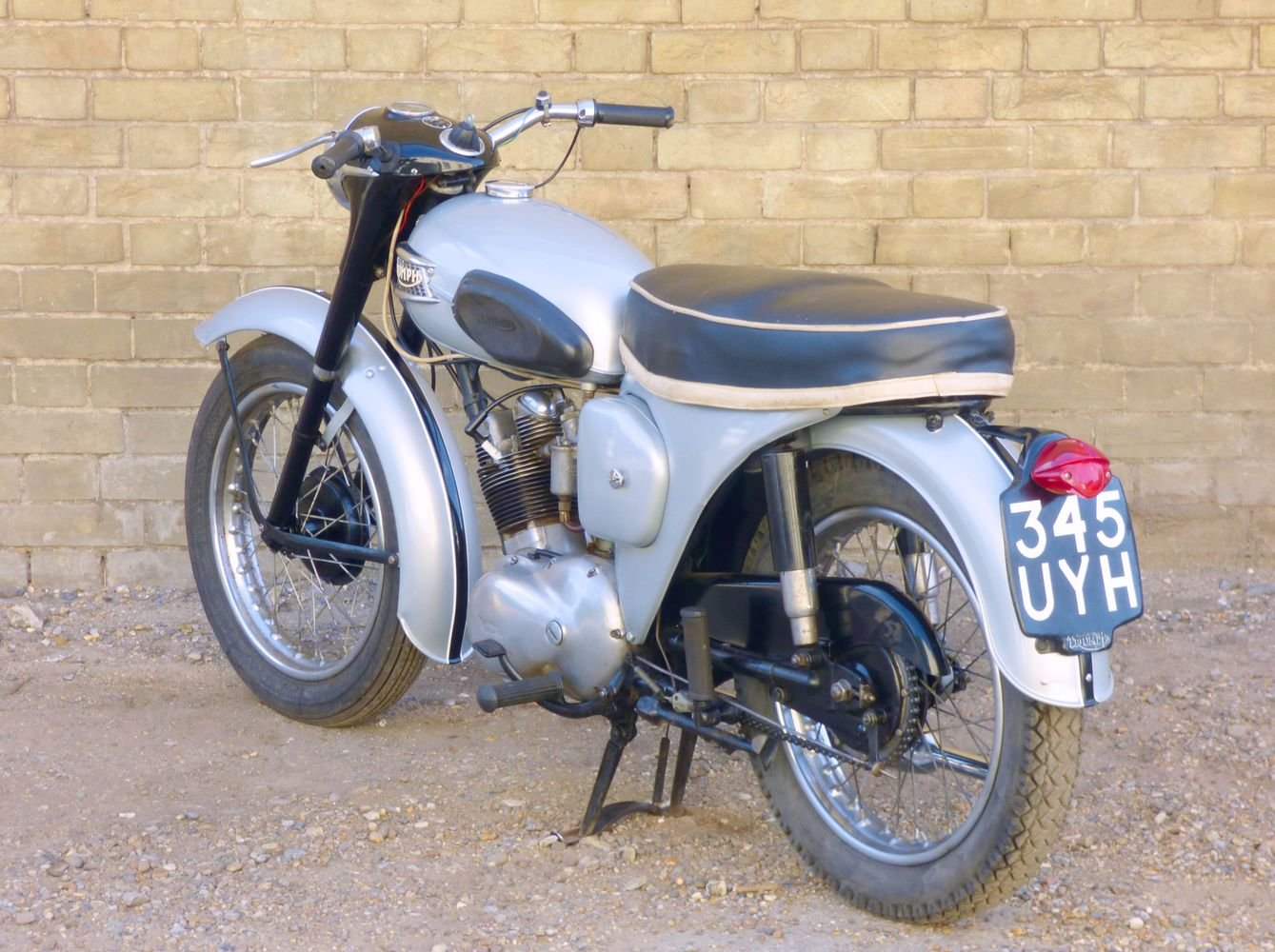 1959 Triumph Tiger Cub T20 200cc For Sale (picture 5 of 6)