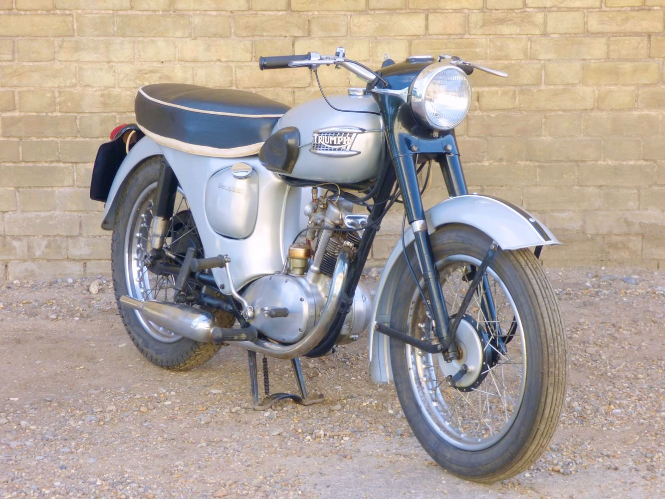 1959 Triumph Tiger Cub T20 200cc For Sale (picture 6 of 6)