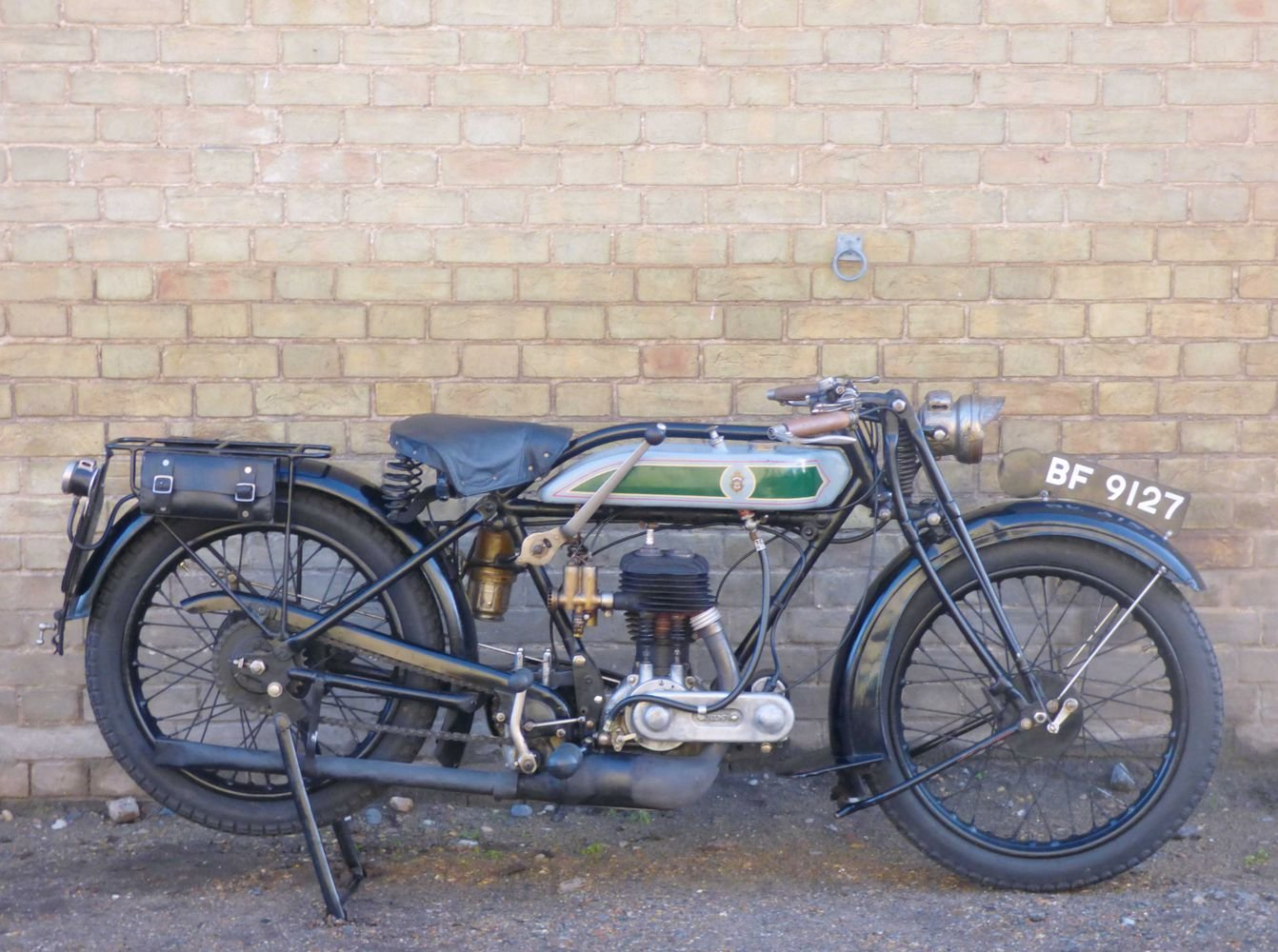 1928 Triumph Model N 500cc For Sale (picture 1 of 6)
