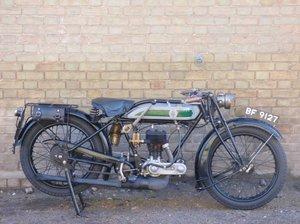 1928 Triumph Model N 500cc