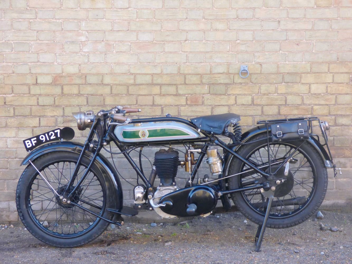 1928 Triumph Model N 500cc For Sale (picture 2 of 6)
