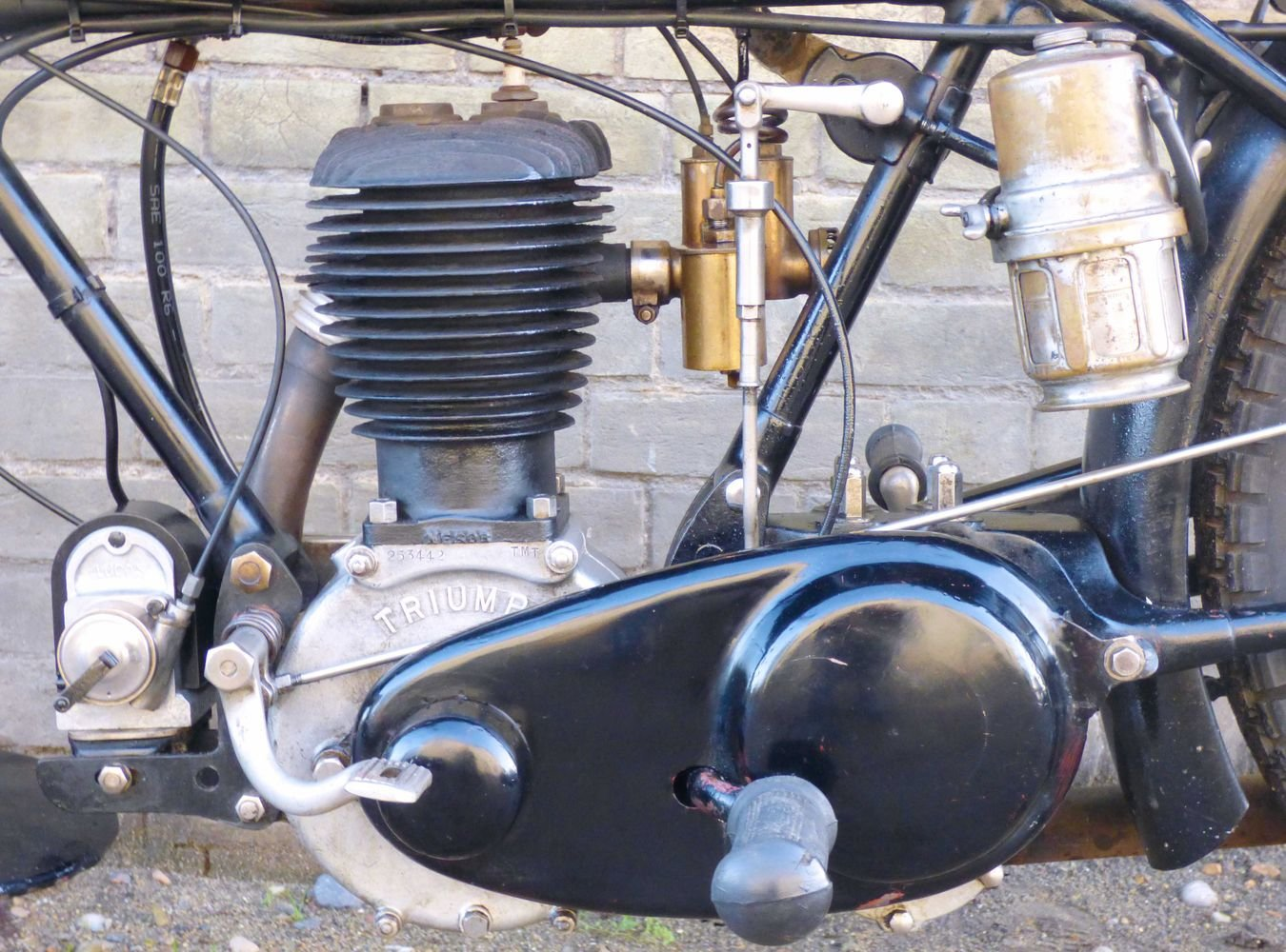 1928 Triumph Model N 500cc For Sale (picture 4 of 6)