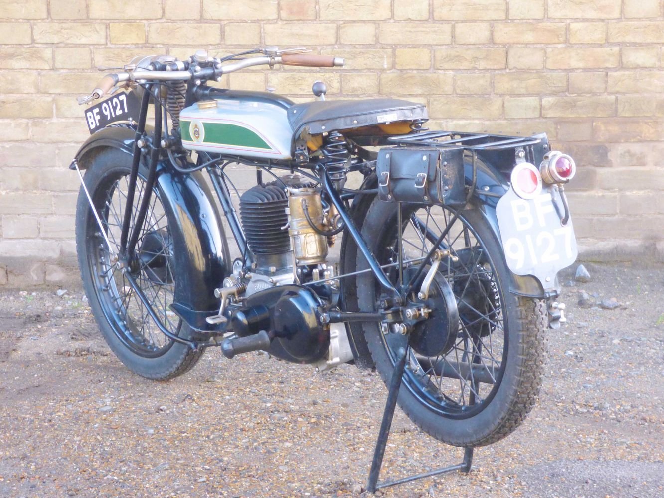 1928 Triumph Model N 500cc For Sale (picture 5 of 6)