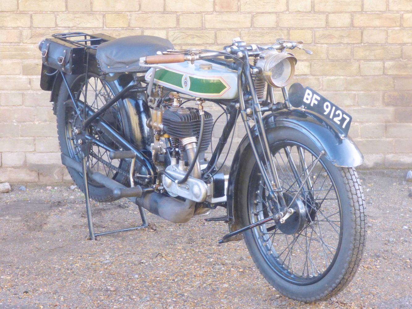 1928 Triumph Model N 500cc For Sale (picture 6 of 6)