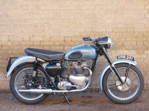 1954 Triumph T100 500cc For Sale