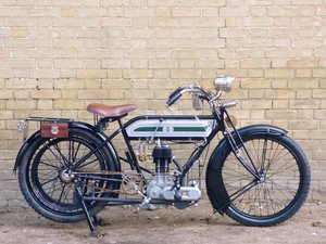 1914 Triumph Type C Roadster 4HP 55cc For Sale