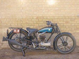 1929 Triumph NSD 550cc