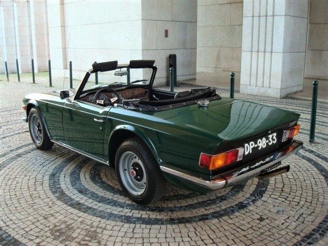 1974 Triumph TR6 OV LHD SOLD (picture 2 of 6)
