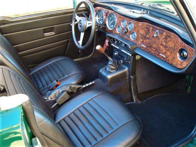 1974 Triumph TR6 OV LHD SOLD (picture 3 of 6)