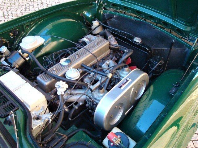 1974 Triumph TR6 OV LHD SOLD (picture 4 of 6)