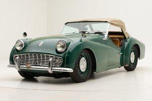 Triumph TR3 1959 For Sale by Auction