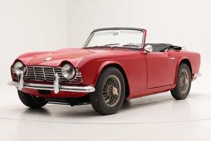 Triumph TR4 1962 For Sale by Auction