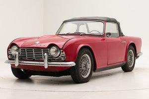 Triumph TR4 1965 For Sale by Auction