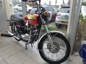 Picture of 1973 Triumph T140V Bonneville Totally Restored