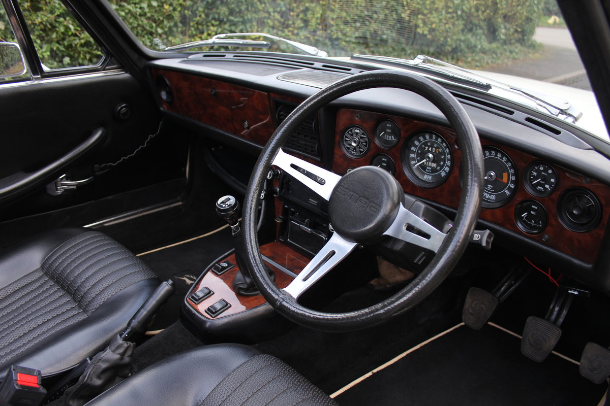 1971 Triumph Stag MKI Manual with Overdrive For Sale (picture 8 of 23)