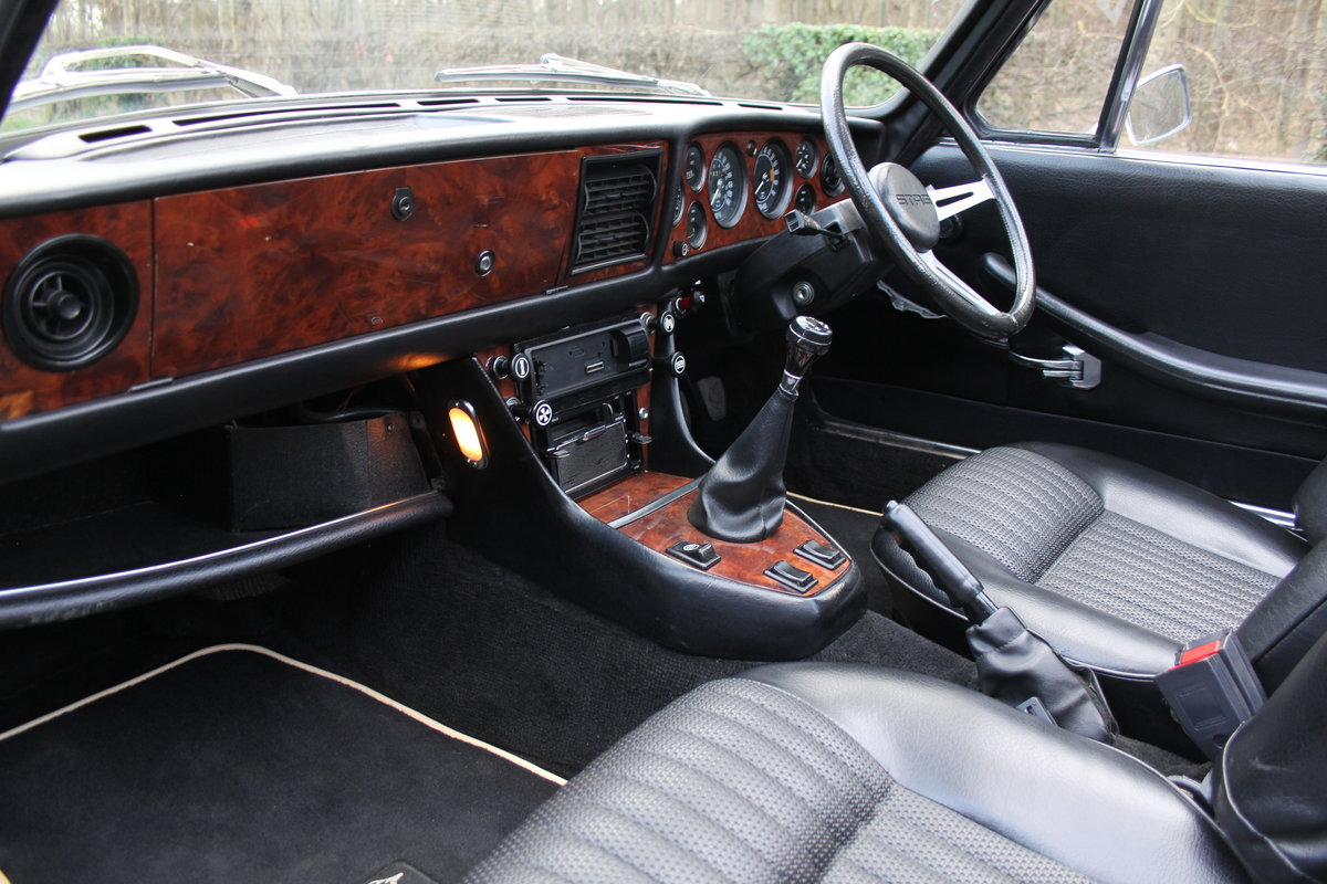 1971 Triumph Stag MKI Manual with Overdrive For Sale (picture 11 of 23)