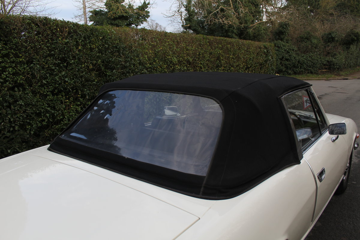 1971 Triumph Stag MKI Manual with Overdrive For Sale (picture 22 of 23)