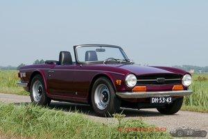 1971 Triumph TR6 in good condition For Sale