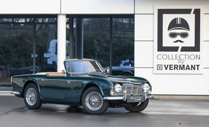 1965 TR4 -Restored condition - Original Bill of sale and Keys!